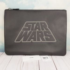 Star Wars X Coach Large Pouch